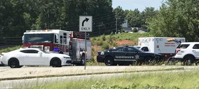 Hapeville man dies in motorcycle wreck on Ga  400 - Dawson