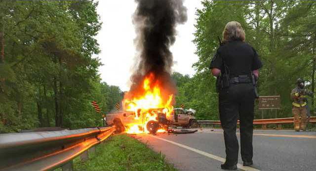 Head-on collision pic 1