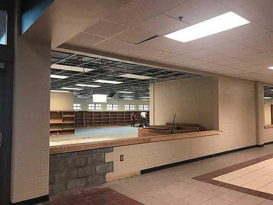 E-High School Improvements pic 1