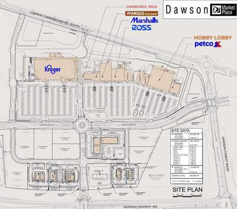 A-Stores named in development pic