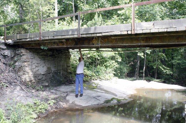 Black's Mill bridge