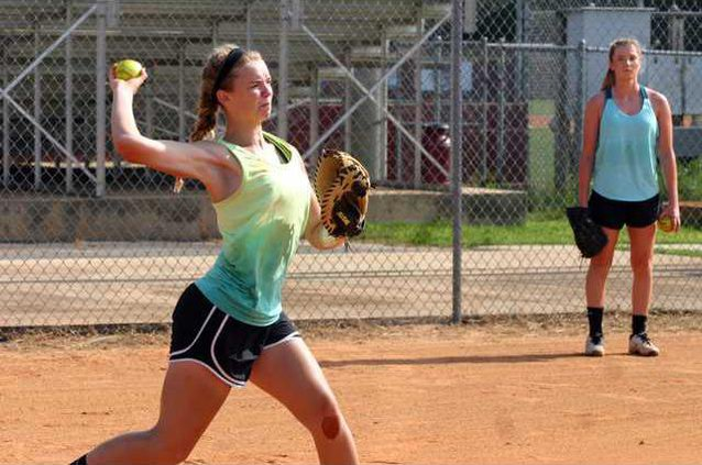 S-DCHS Softball