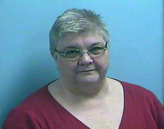 5 Sheila Elliott Arrested mug