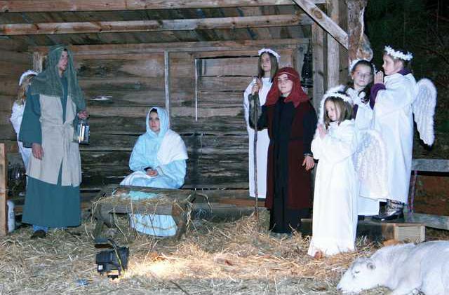 I-Tis the season Bethel nativity pic1