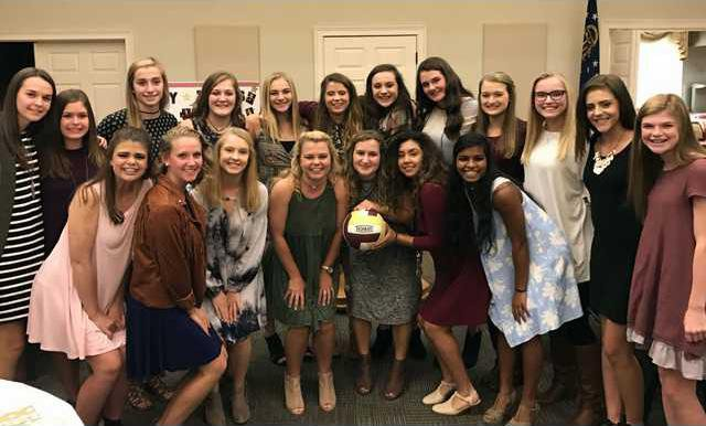 S-Volleyball Banquet pic