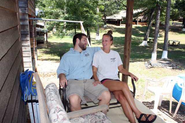 Campmeeting: 'It's better than Christmas' - Dawson County News