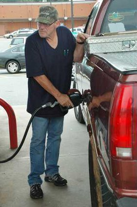 3 Gas Prices pic