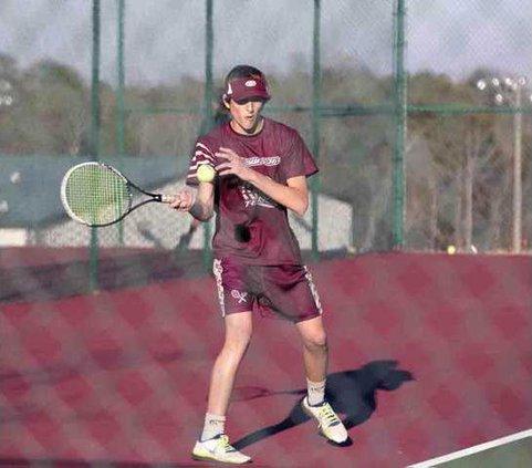 DCHS Boys Tennis pic