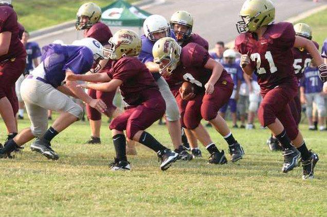 DCMS Football pic
