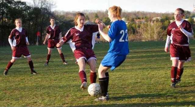 DCMS Girls Soccer pic 3