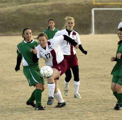 Girls Soccer pic