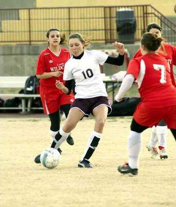 JV Girls Soccer pic