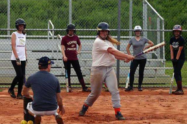 Middle School Softball pic