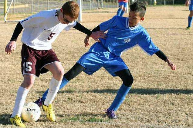 RMS v DCMS Boys Soccer pic