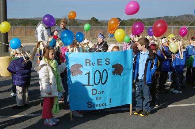 RVES 100 Days pic