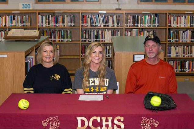 S-Morrison Signs with Brenau pic