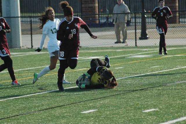 Varsity Girls Soccer pic
