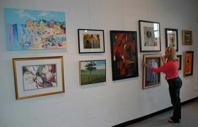 6 Art Show pic