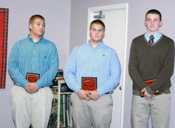 HOBY Award Winners pic
