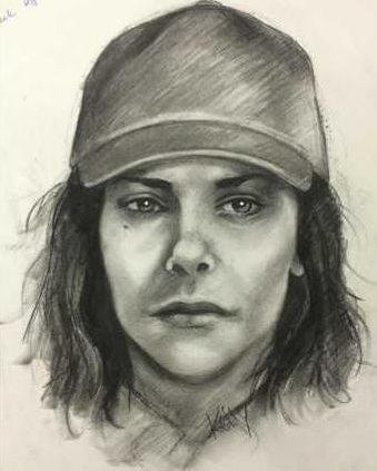 Sketch of jewel thief