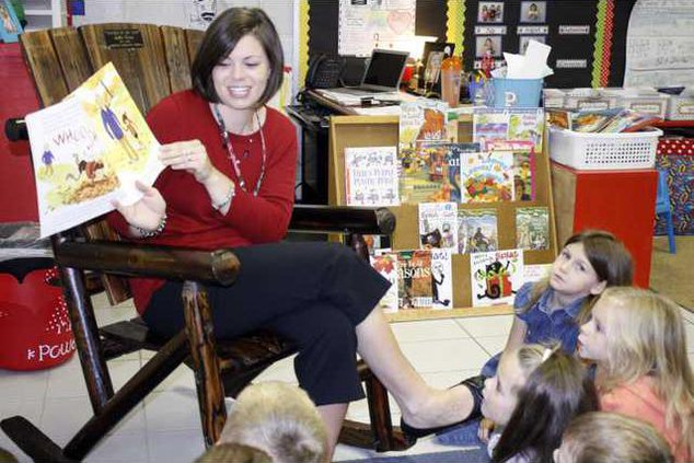 2. Teacher of the Year pic1