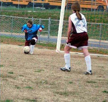 DCMS Girls Soccer pic 1