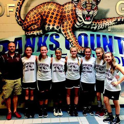 S-middle school girls team camp