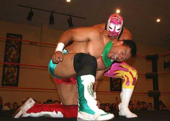 4 Wrestling pic1