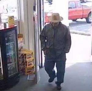 9BGH PIC OF ROBBER