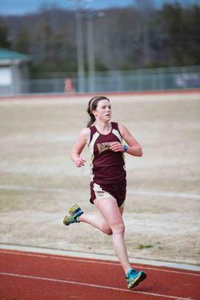 DCHS Girls Track pic
