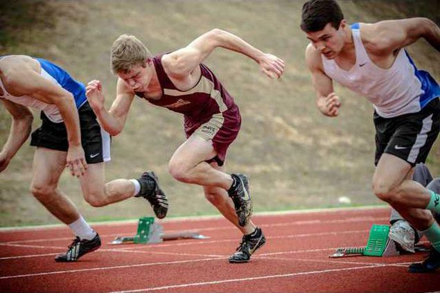 DCHS Track pic