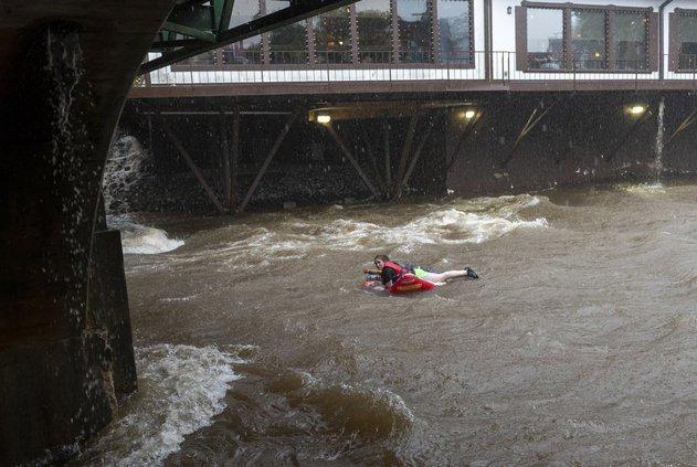 Helen flooding