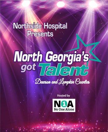 NOA talent show infographic