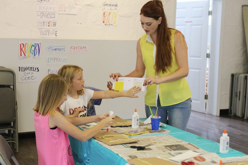 bowen art camp pic 1