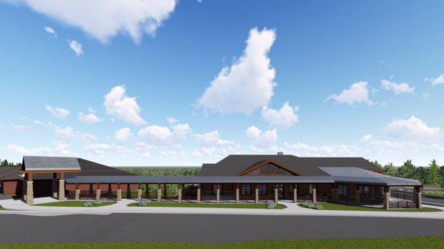 Senior center design 2