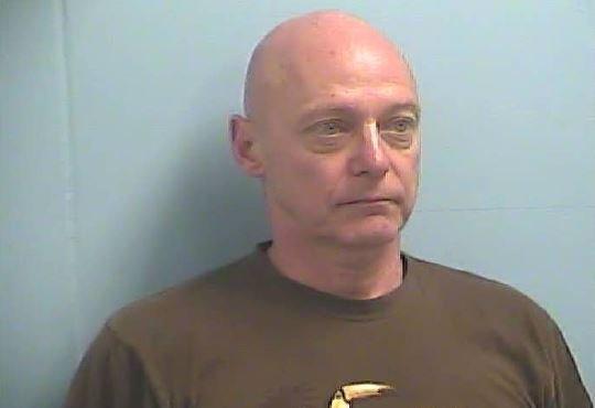I-Man arrested for vehicular homicide, Riblet MUG.JPG