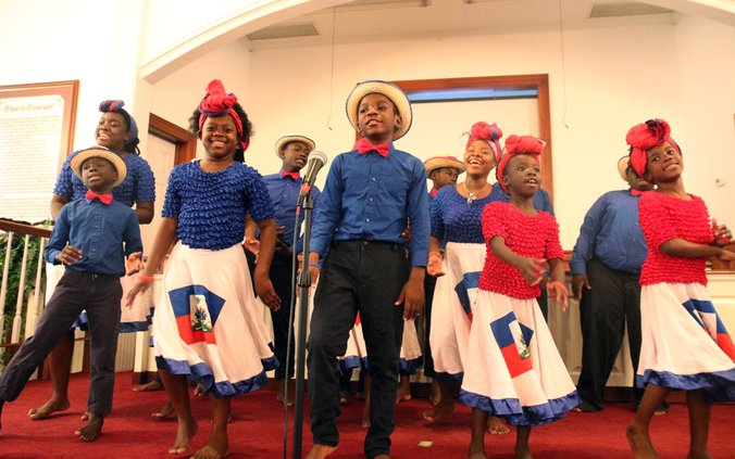 A-Haitian choir pic 1.JPG