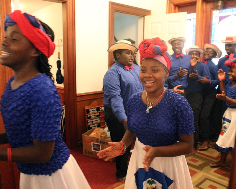 A-Haitian choir pic 2.JPG