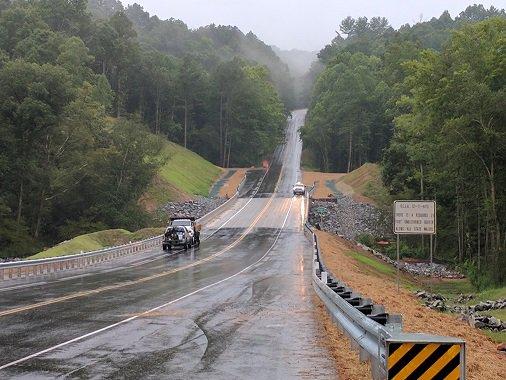Bridge open