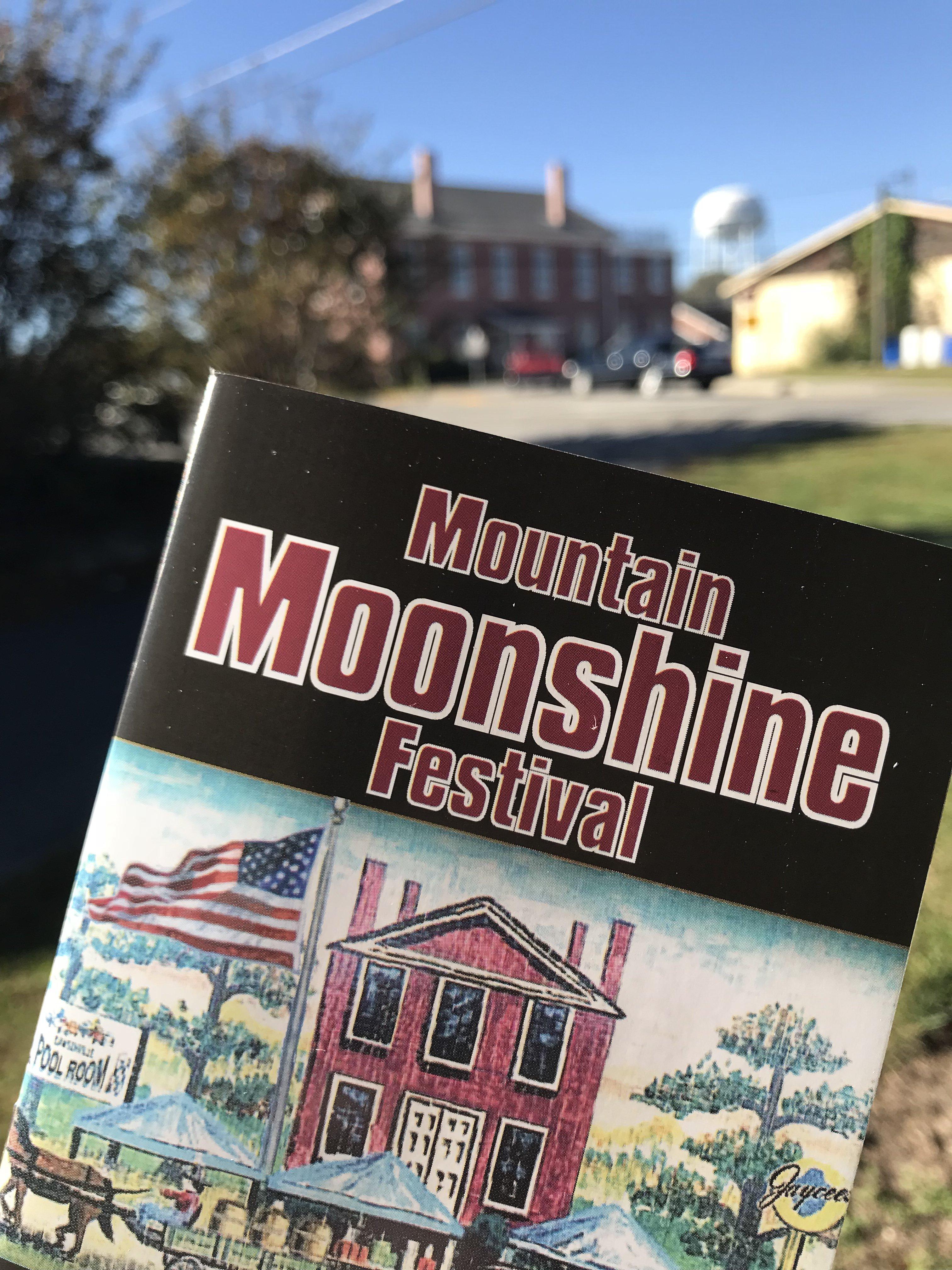 moonshine guide