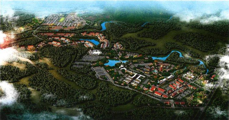 Etowah Village rendering