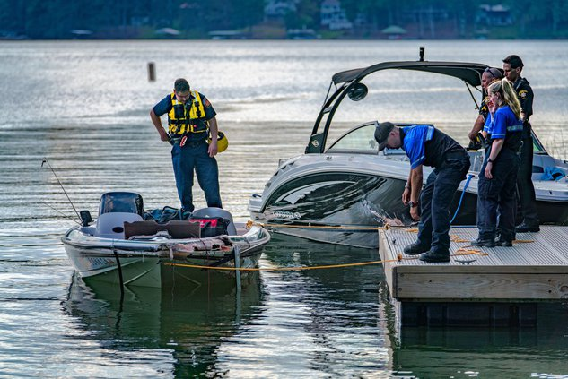 Second body found, ID'd in Lake Lanier boating incident