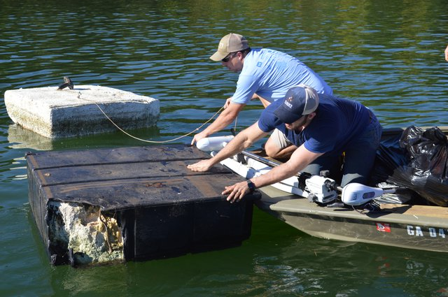 Here's how you can help clean up Lake Lanier this Saturday