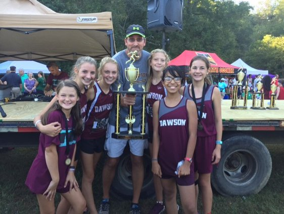middle school cross-country